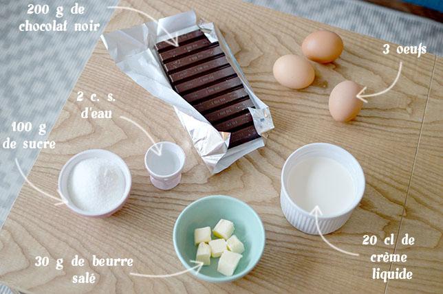 ingredients-mousse-choco-caramel