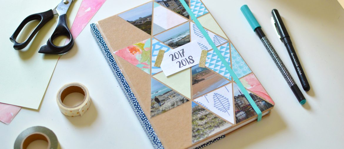 DIY « BACK TO WORK » : PERSONNALISER SON AGENDA